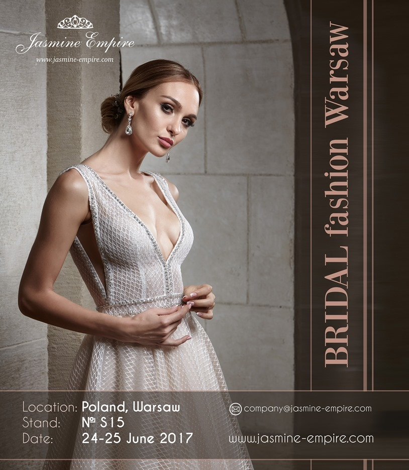 Bridal Fashion Warsaw 2017