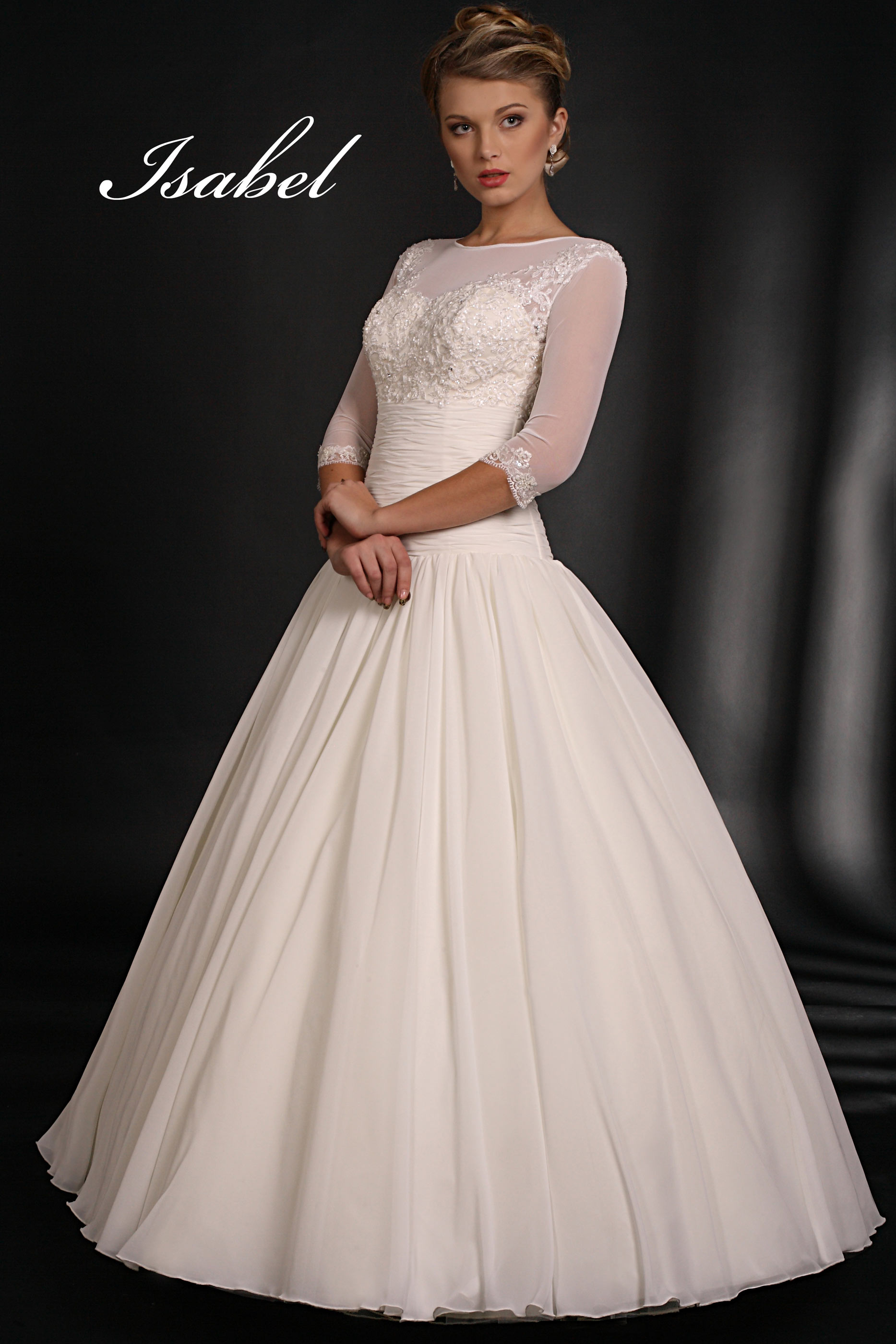 Wedding Dress Isabel  1