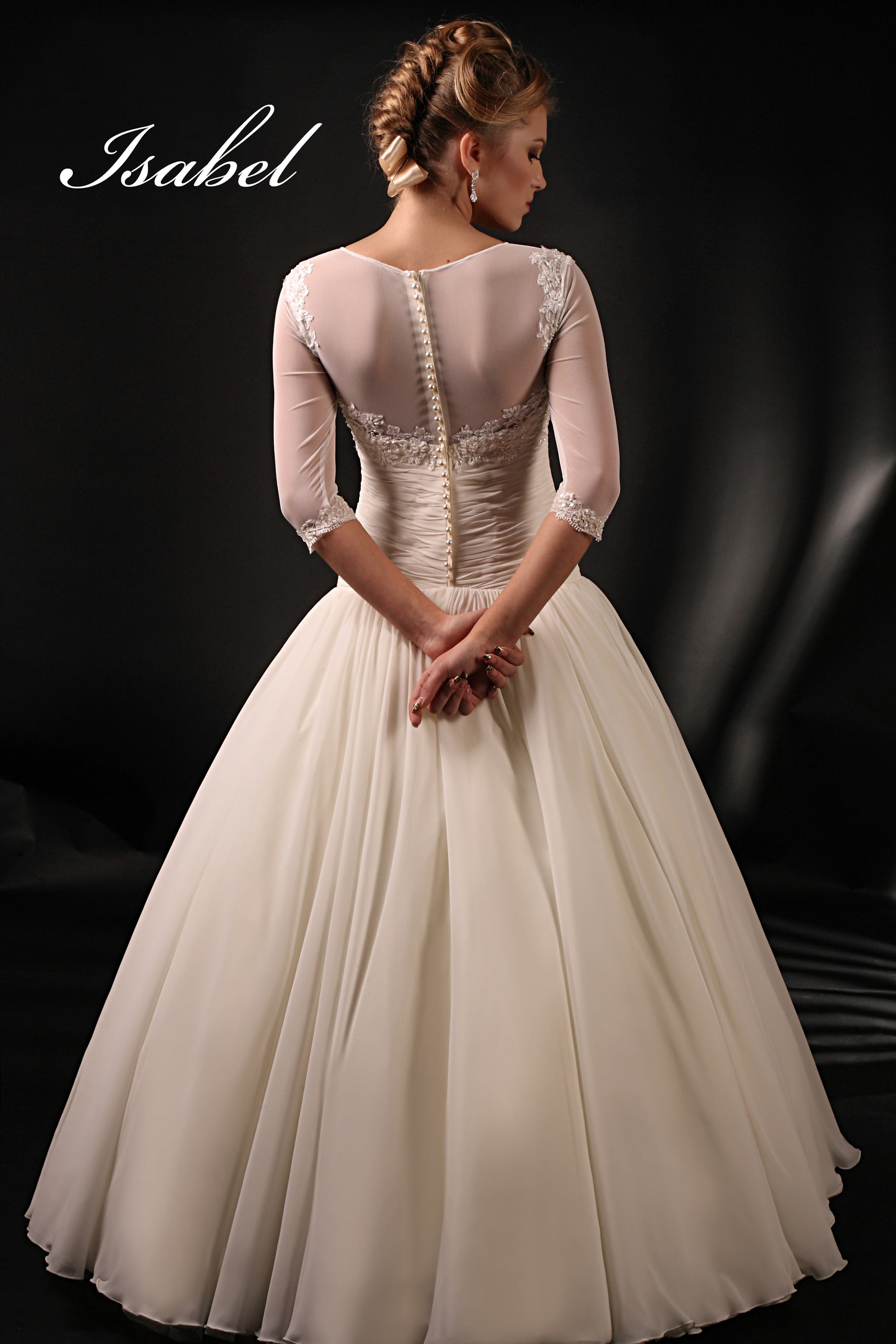 Wedding Dress Isabel  2