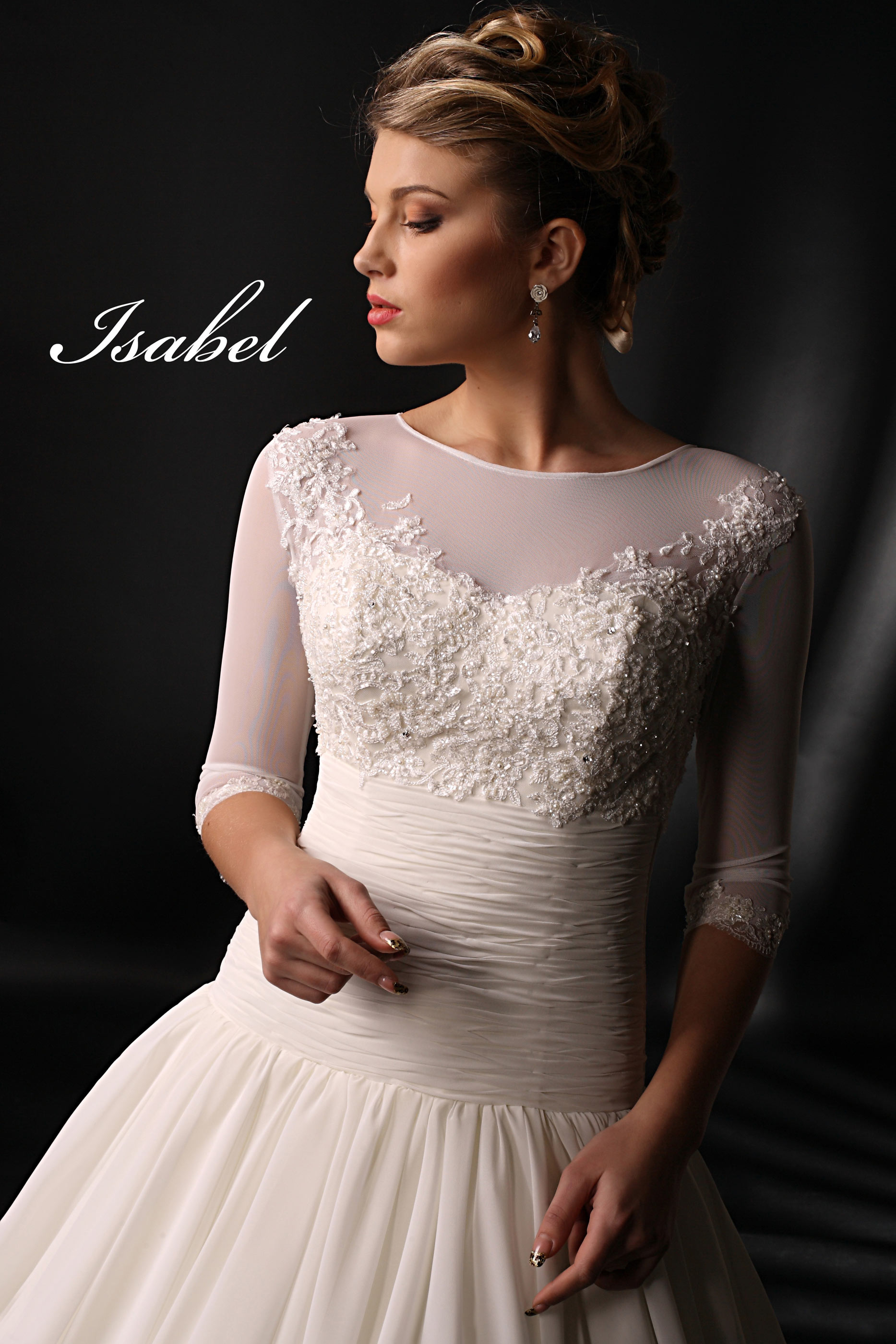 Wedding Dress Isabel  3