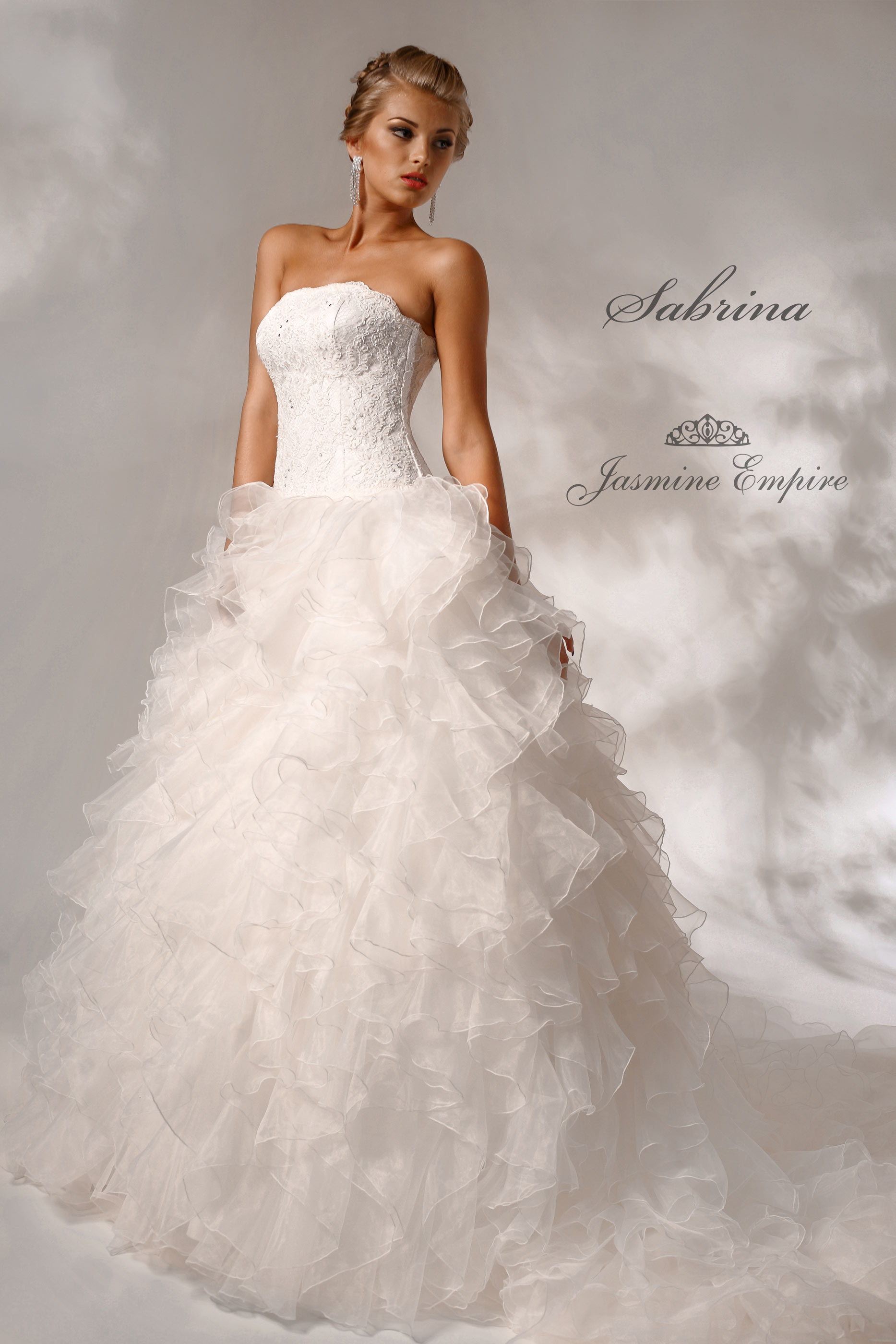 Wedding Dress SABRINA  1