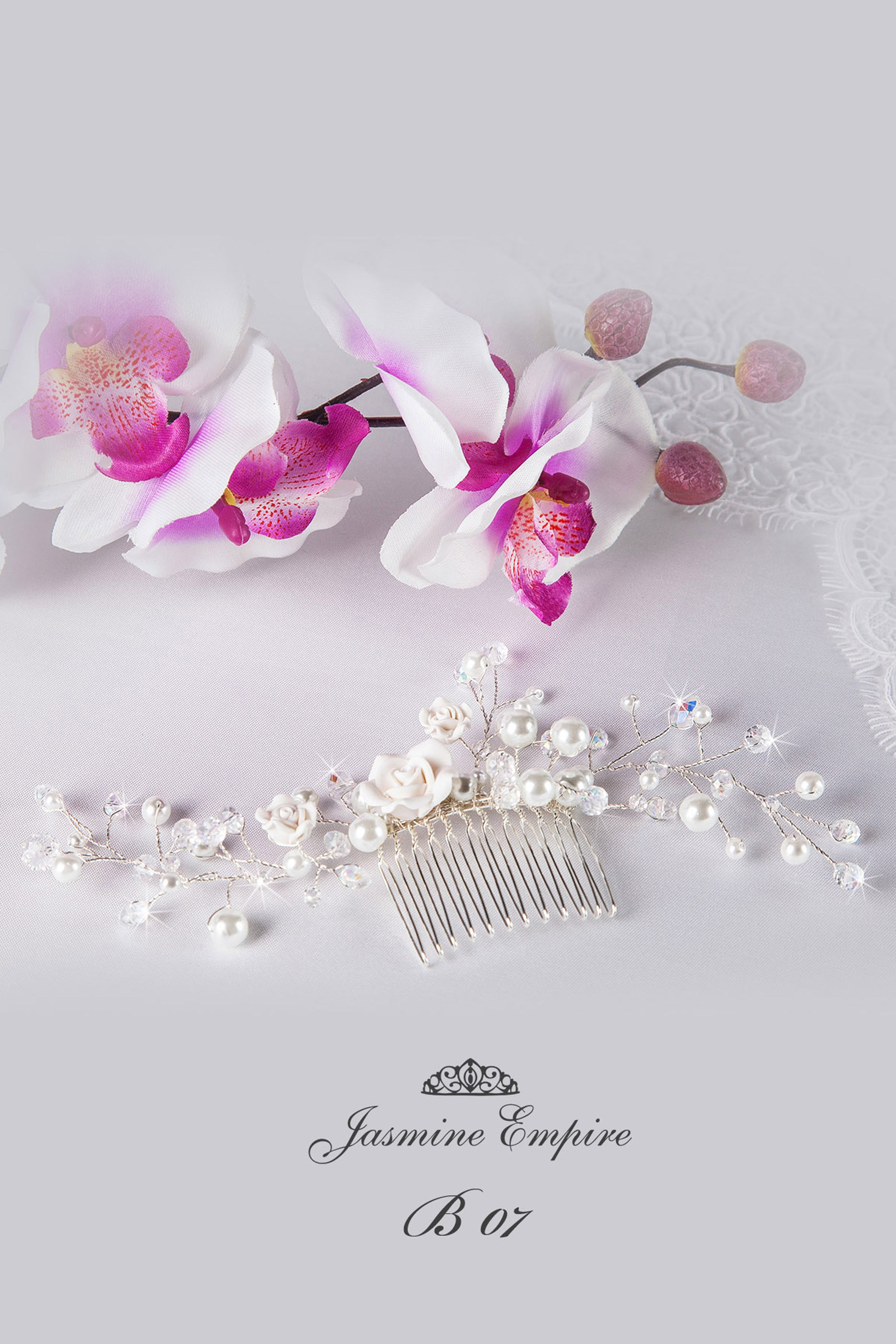 Accessory B 07 for the bride Foto 2