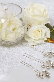 Accessory A 11 for the bride Foto