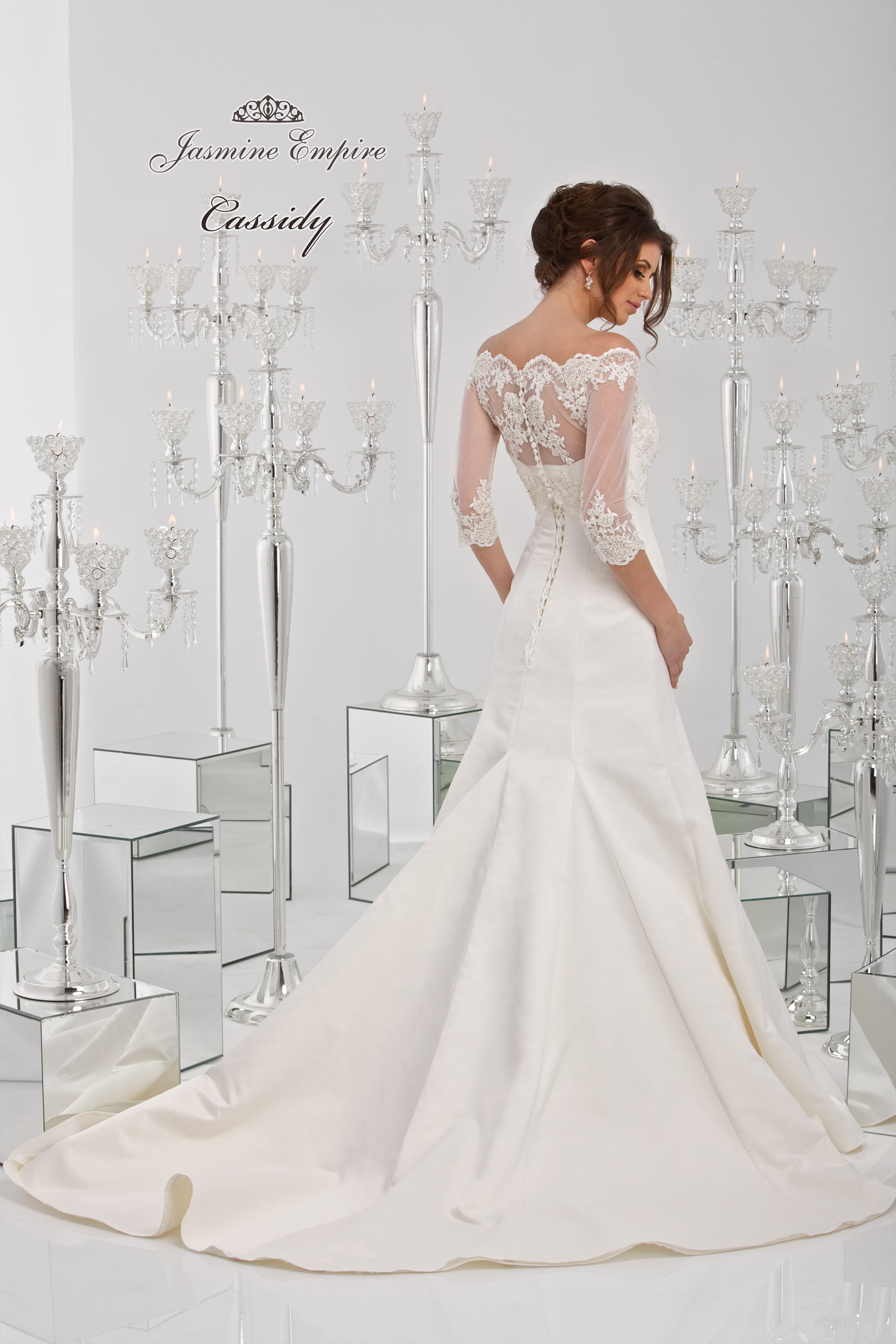 Wedding Dress CASSIDY  1