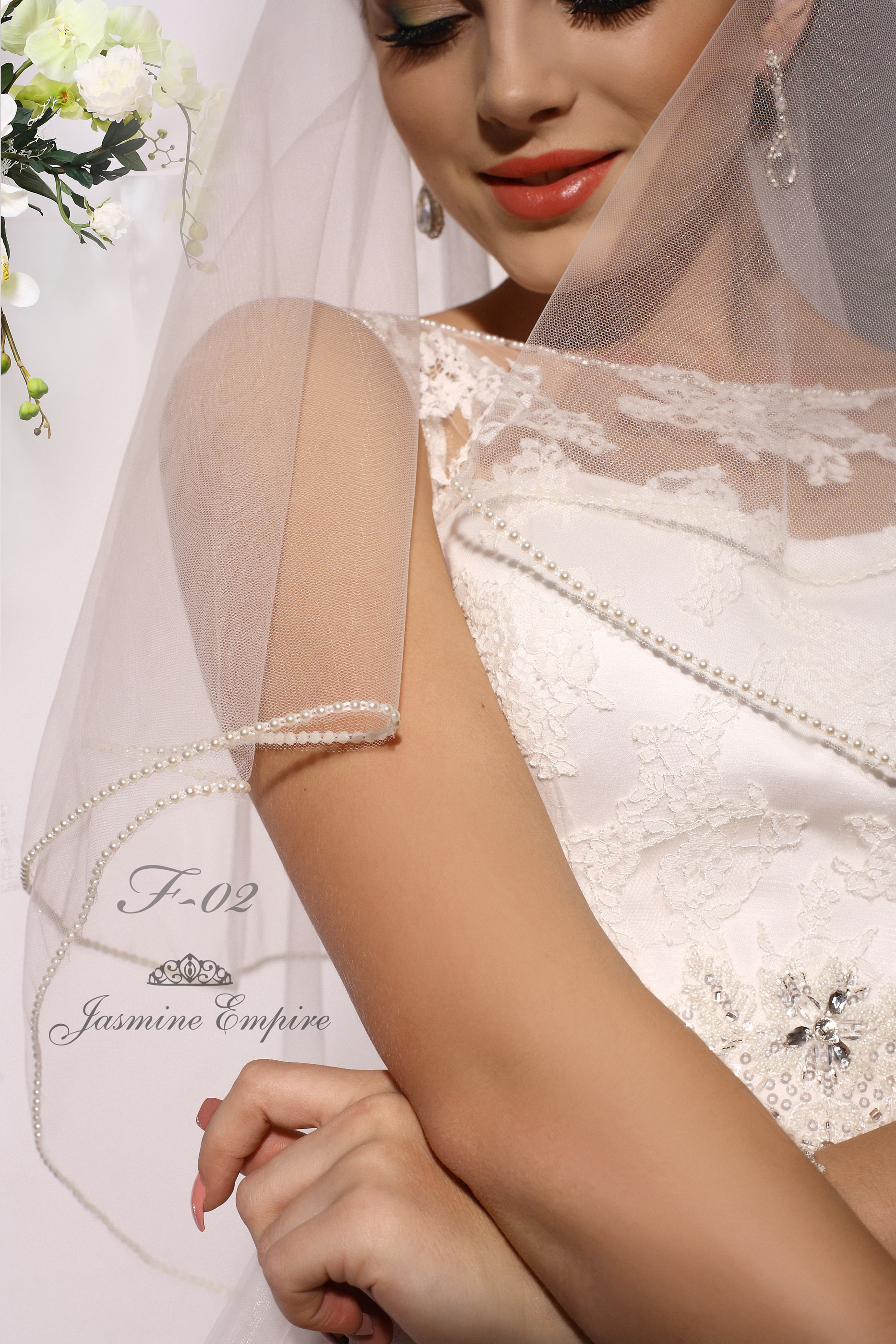 Accessory F-02 for the bride Foto 2