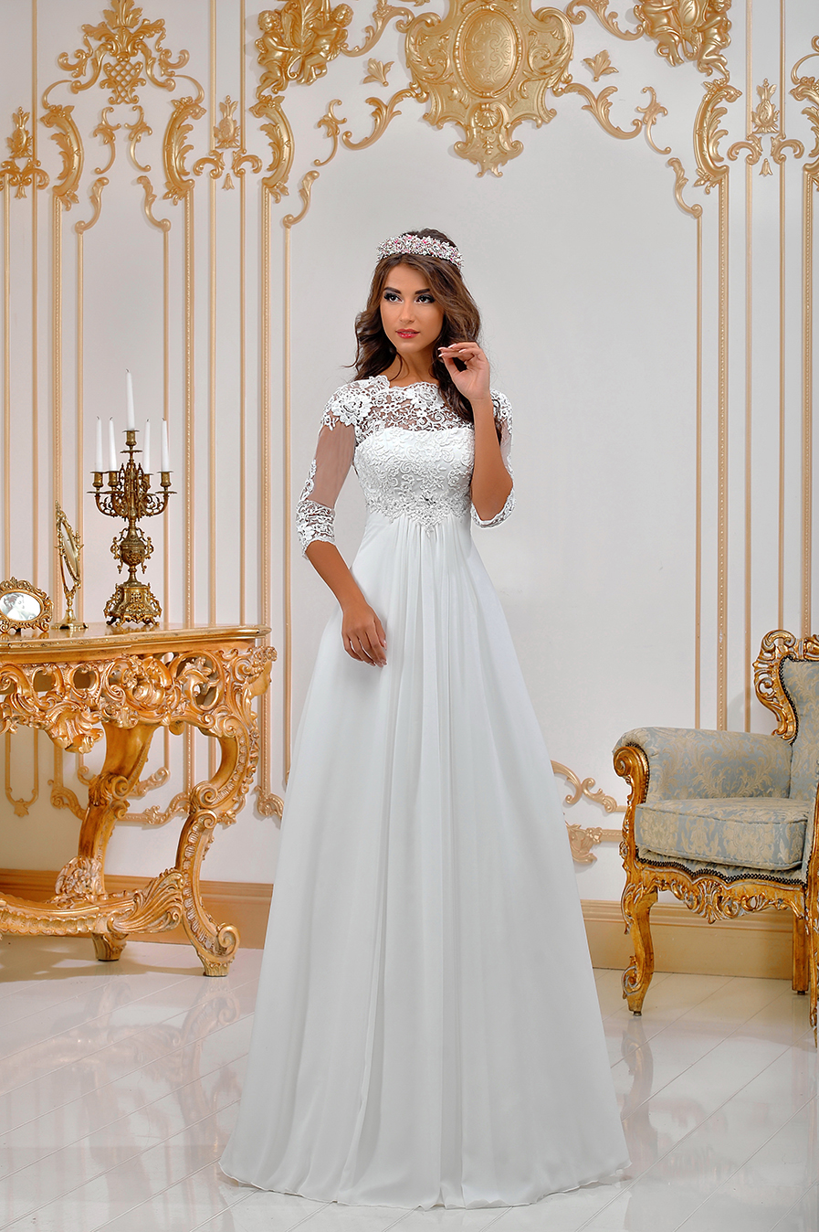 Wedding Dress Azalia  1