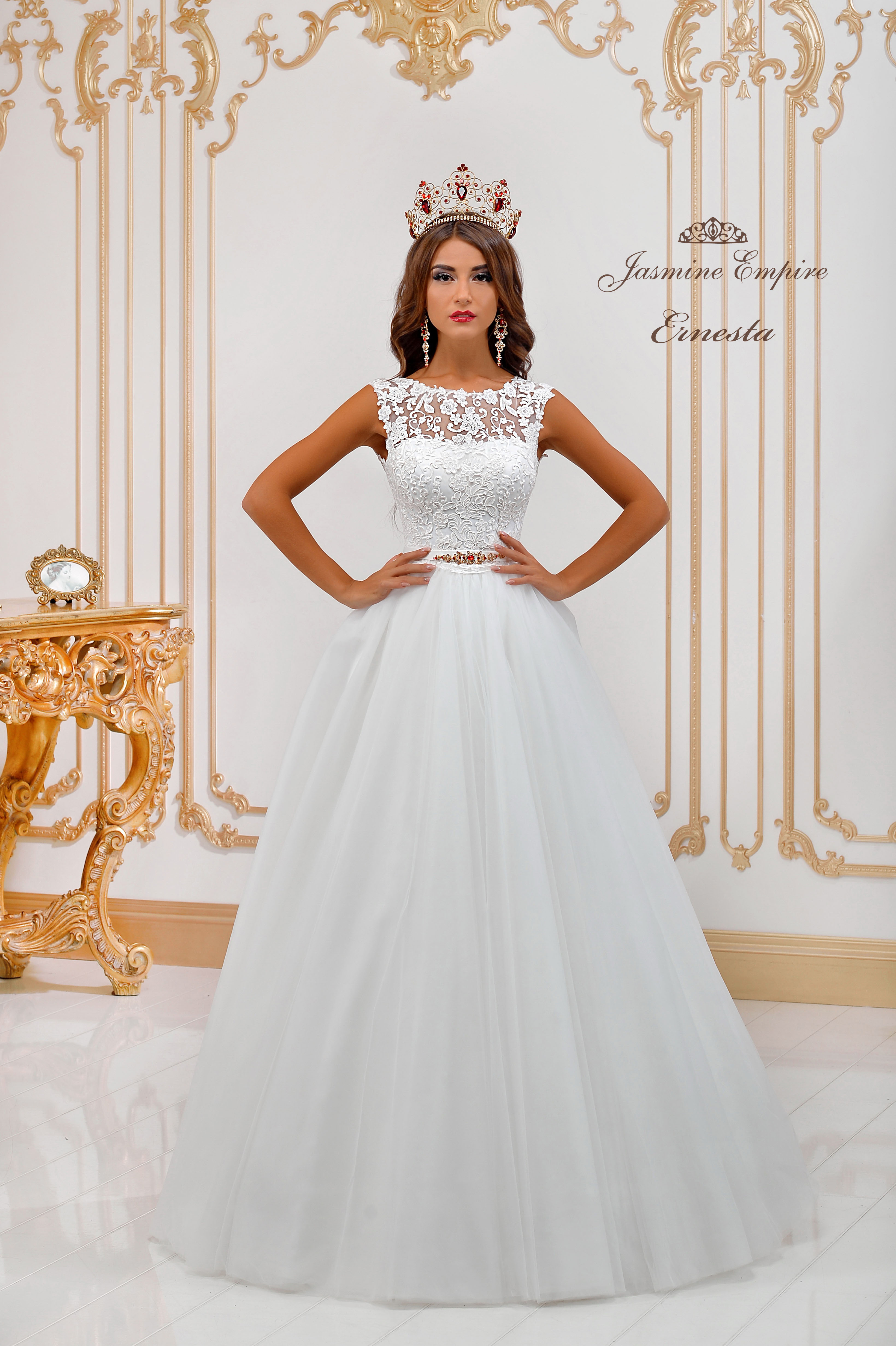 Wedding Dress Ernesta  1
