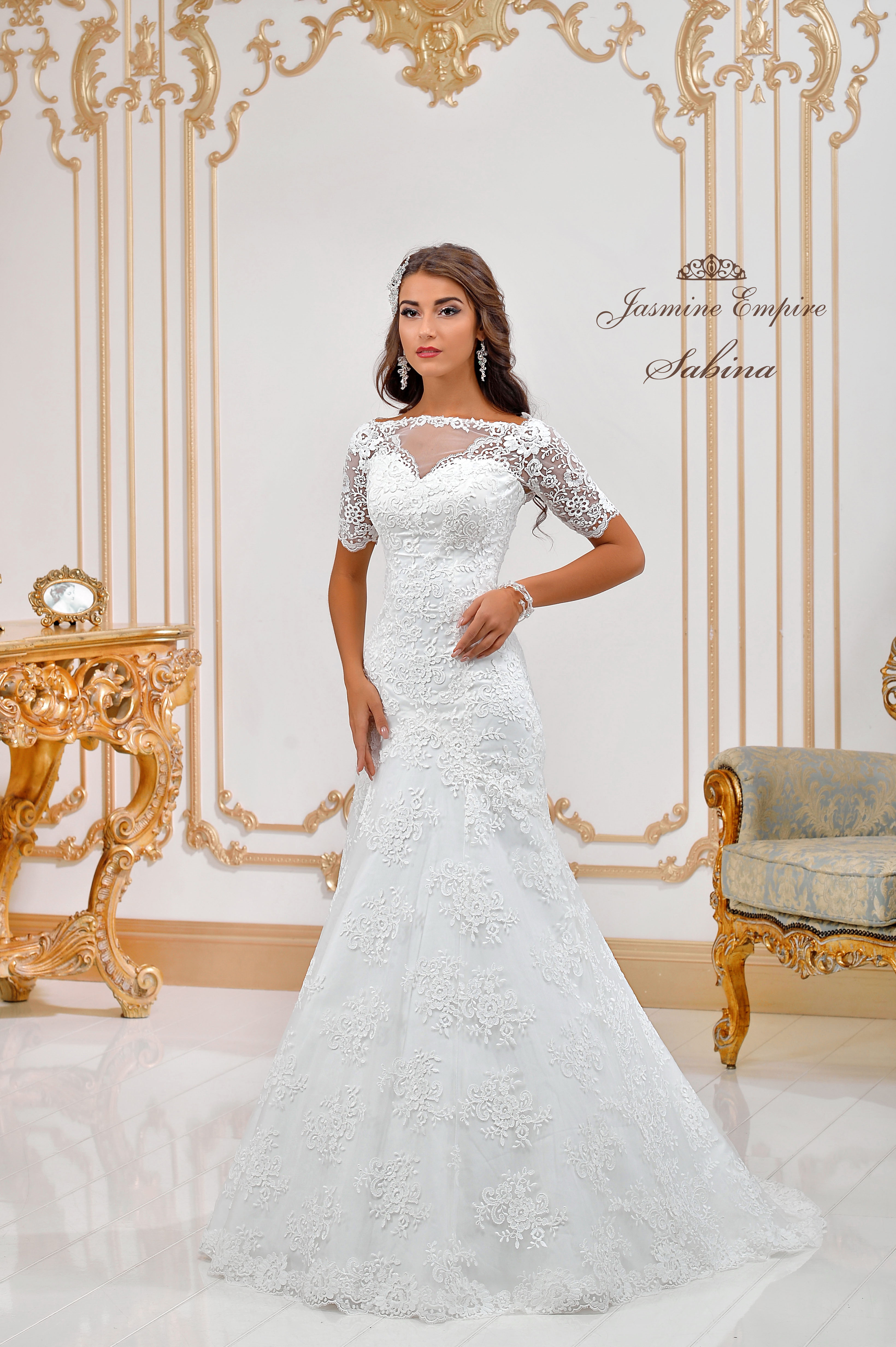 Wedding Dress Sabina  1