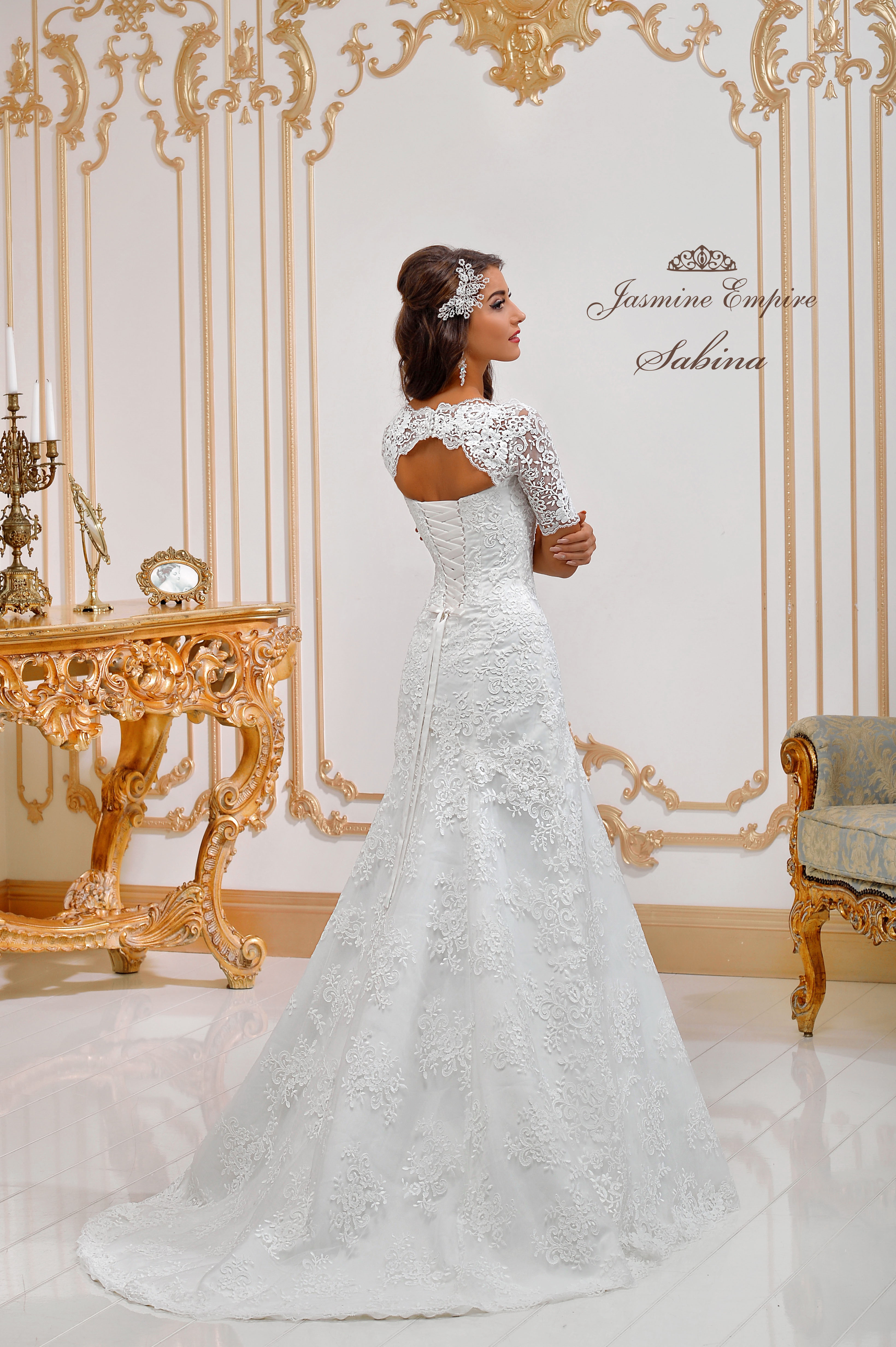 Wedding Dress Sabina  3