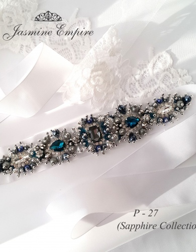 Belt for wedding dress P 27
