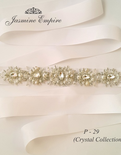 Belt for wedding dress P 29