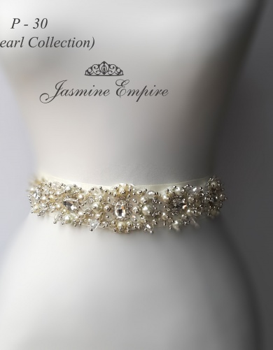 Belt for wedding dress P 30