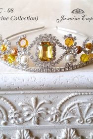 Diadem for the bride Foto