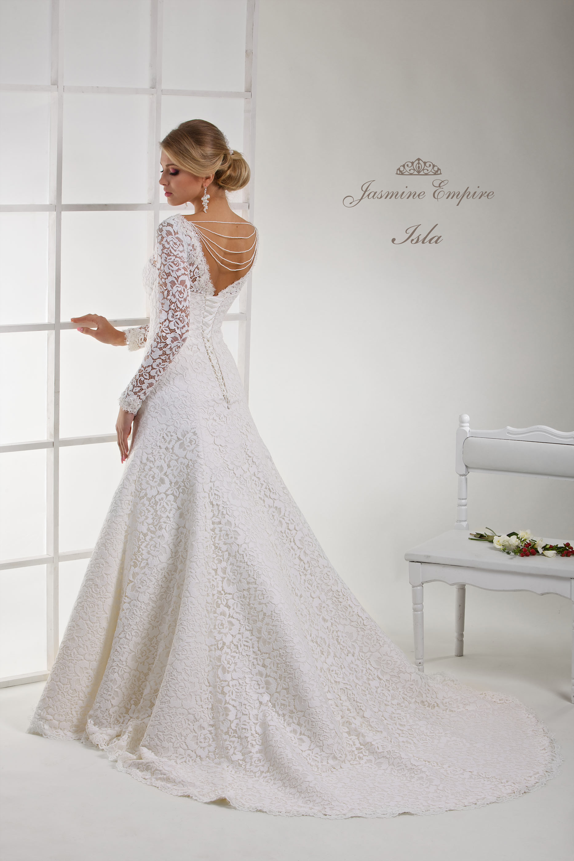 Wedding Dress ISLA  3