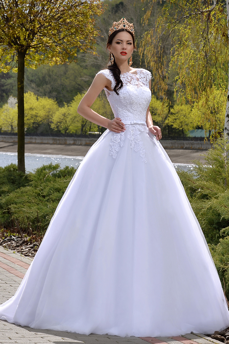 Wedding Dress Anetta  1
