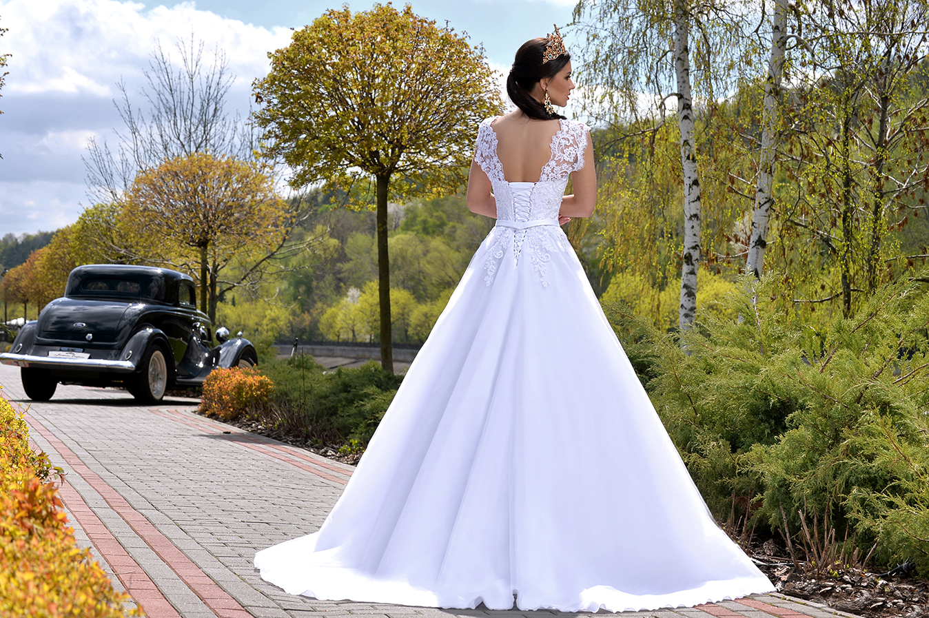 Wedding Dress Anetta  3