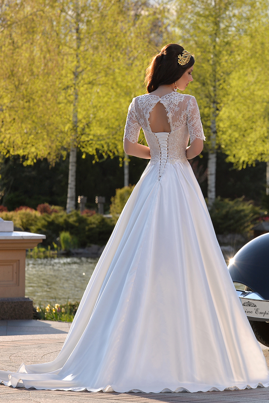 Wedding Dress Ange  3
