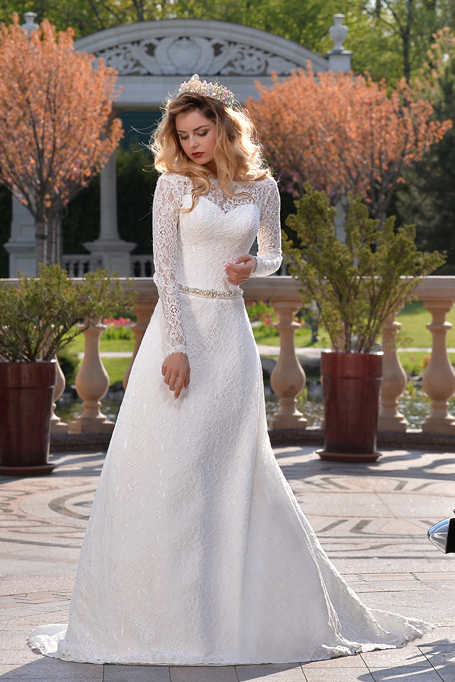 Wedding Dress Nensi  1
