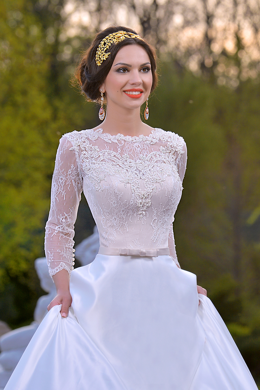 Wedding Dress Selim  2