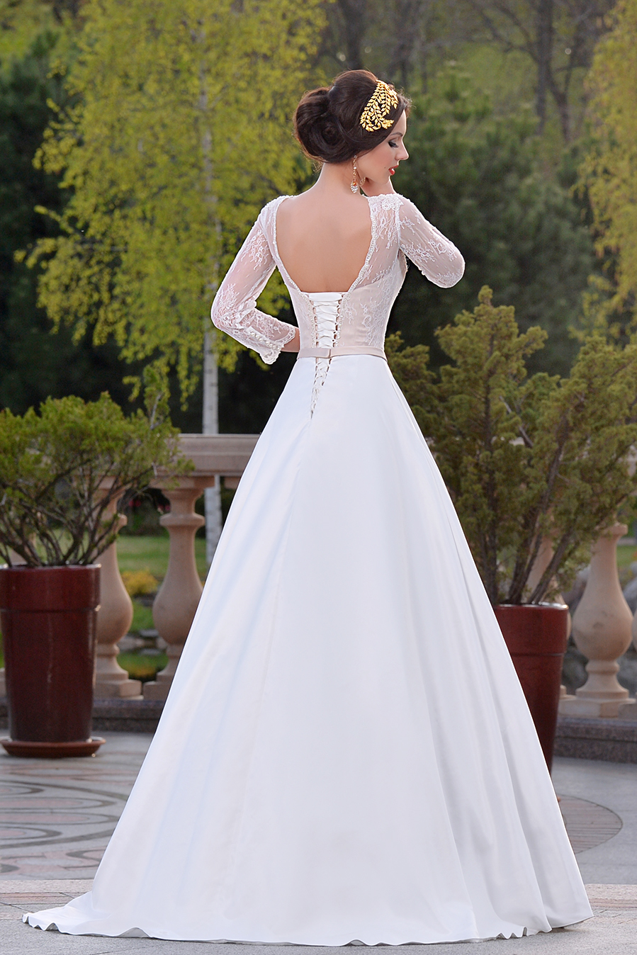 Wedding Dress Selim  3