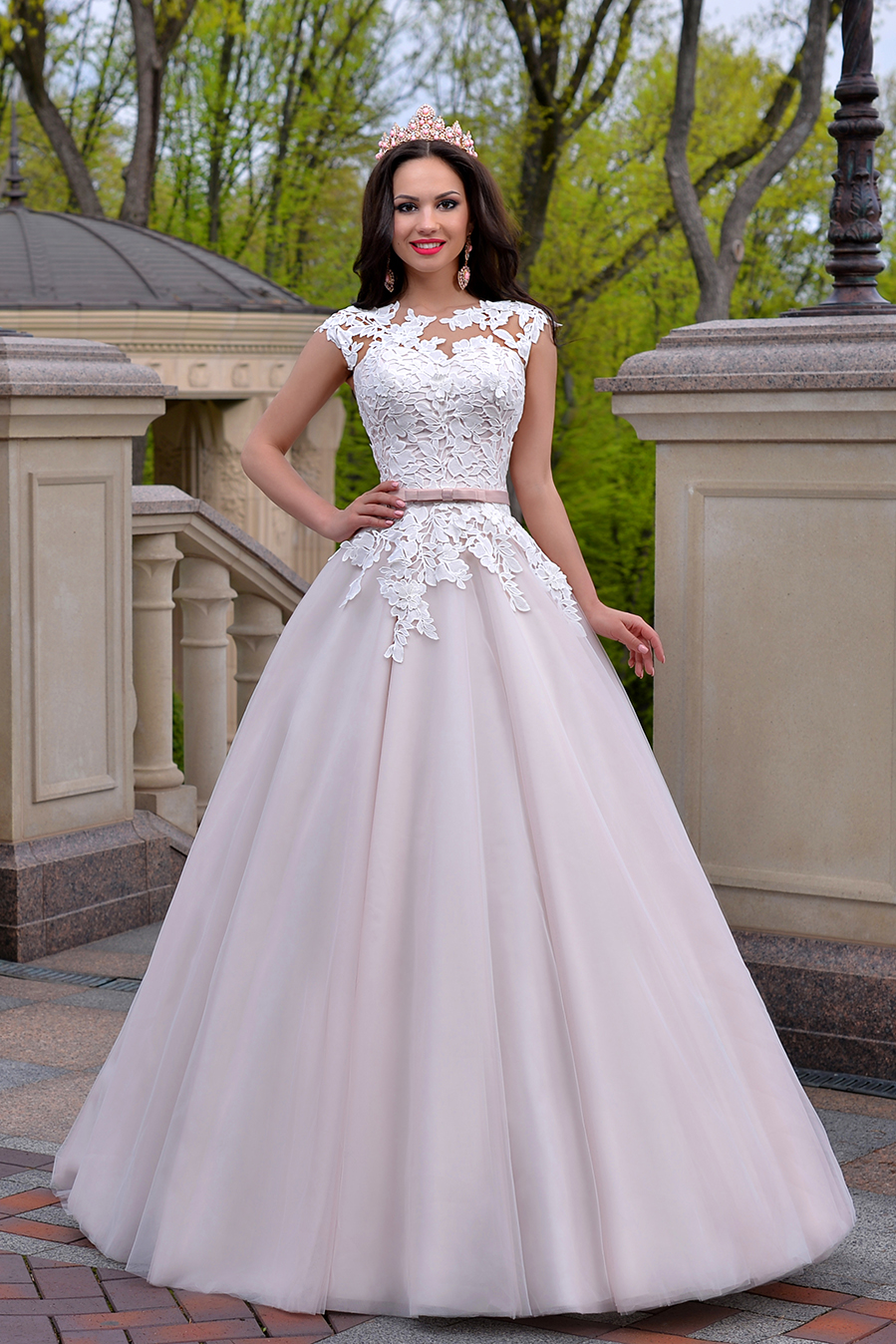 Wedding Dress Tamilla  1