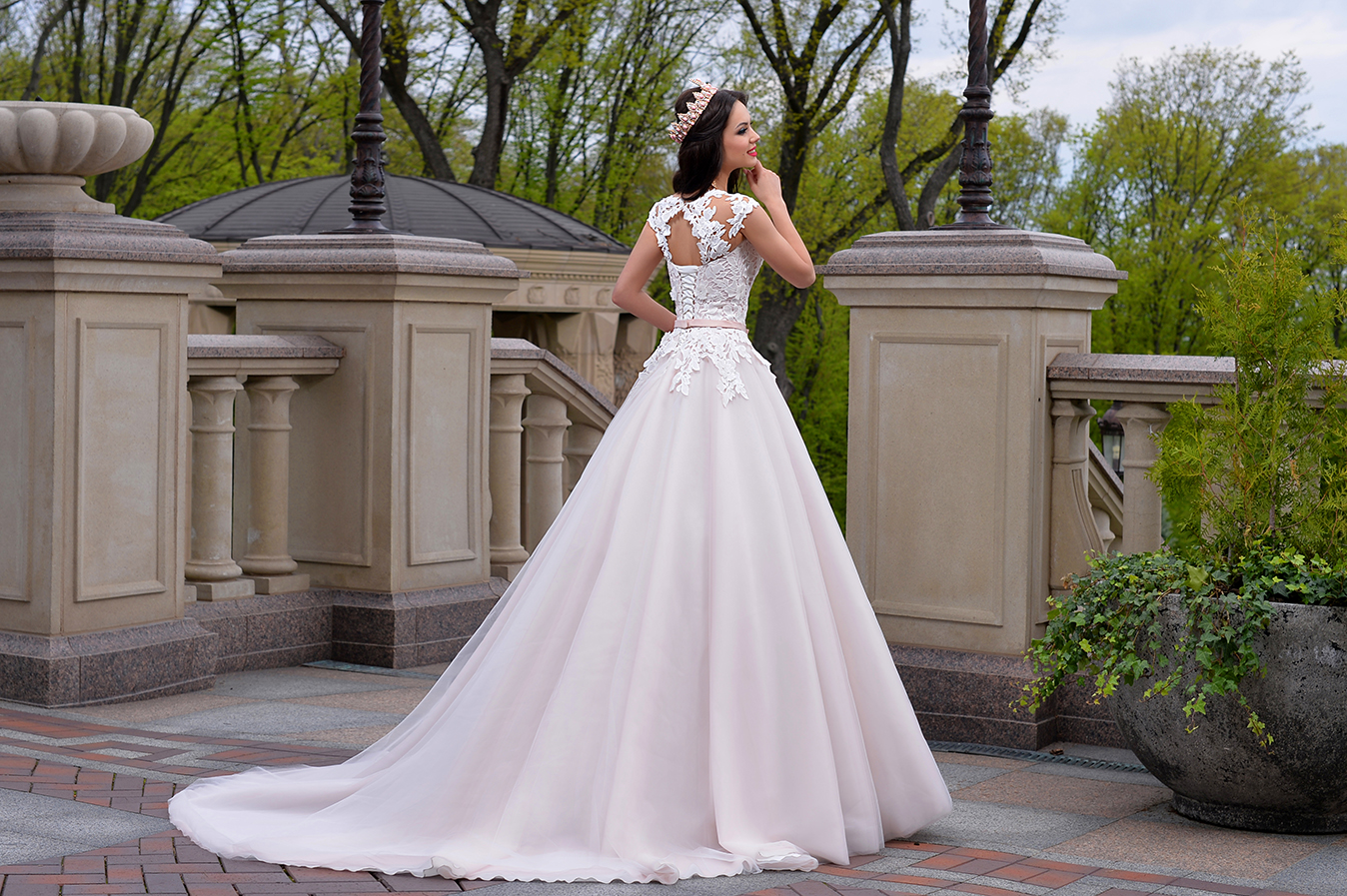Wedding Dress Tamilla  3