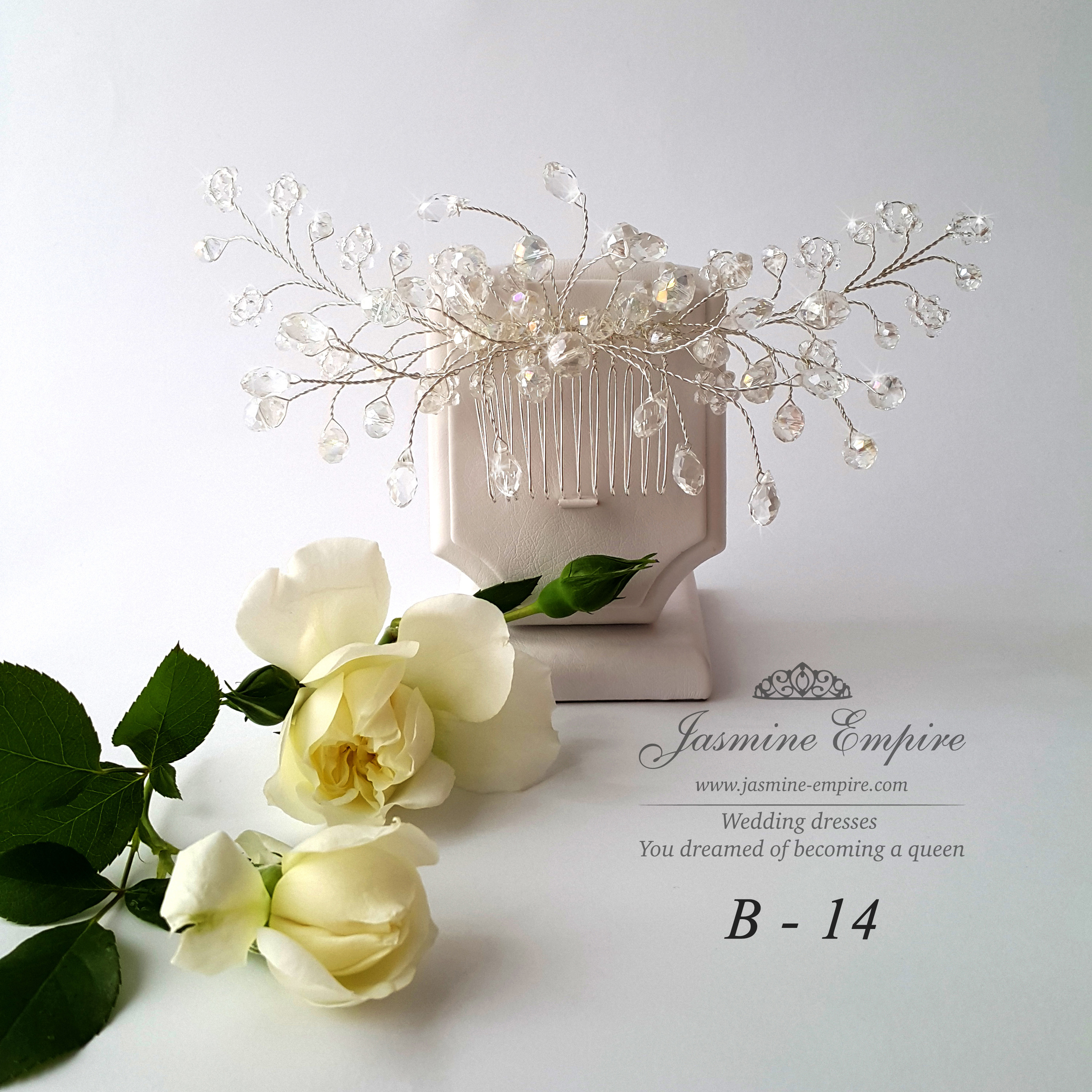 Accessory B 14 for the bride Foto 2