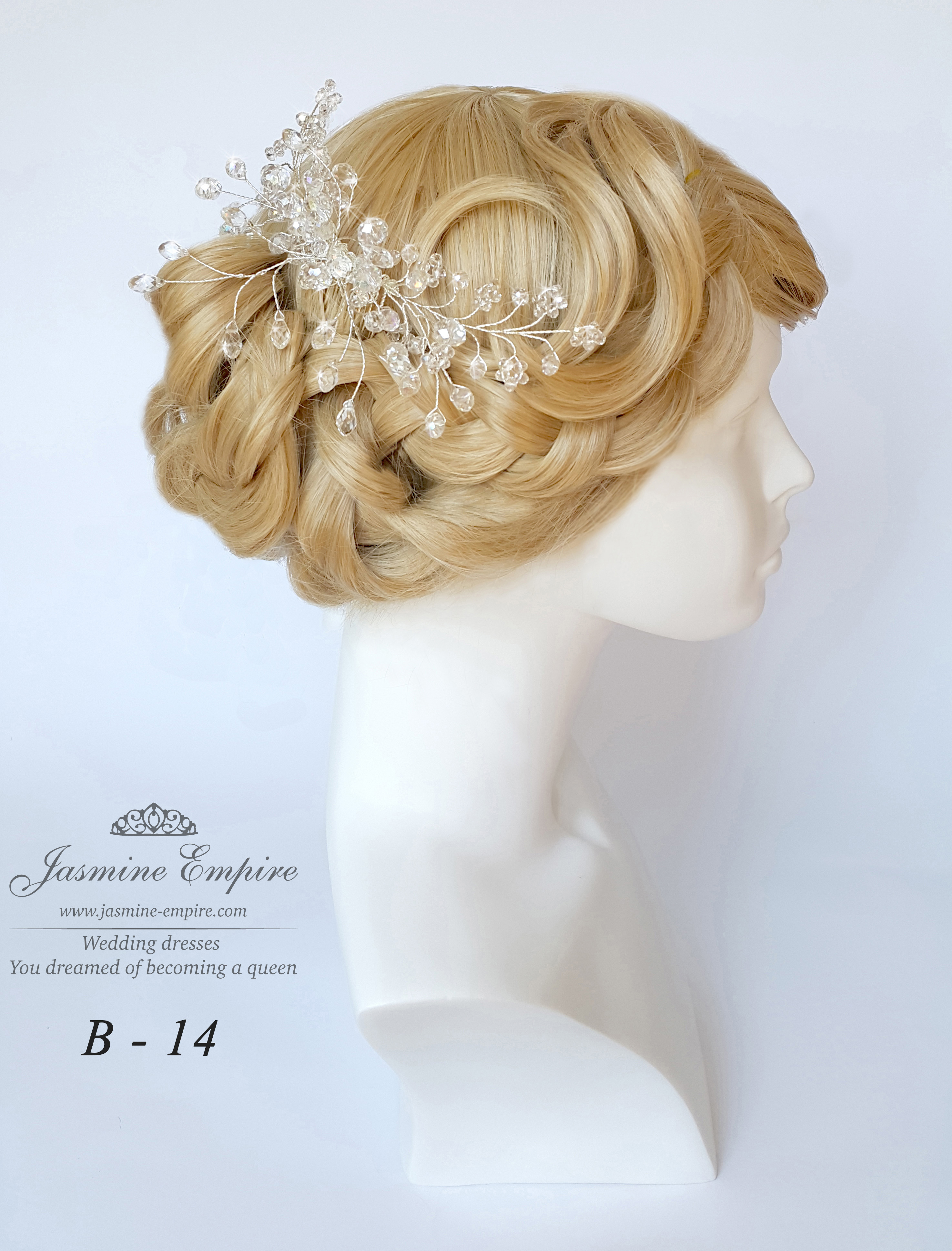 Accessory B 14 for the bride Foto 1