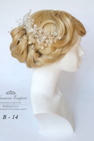 Accessory B 14 for the bride Foto
