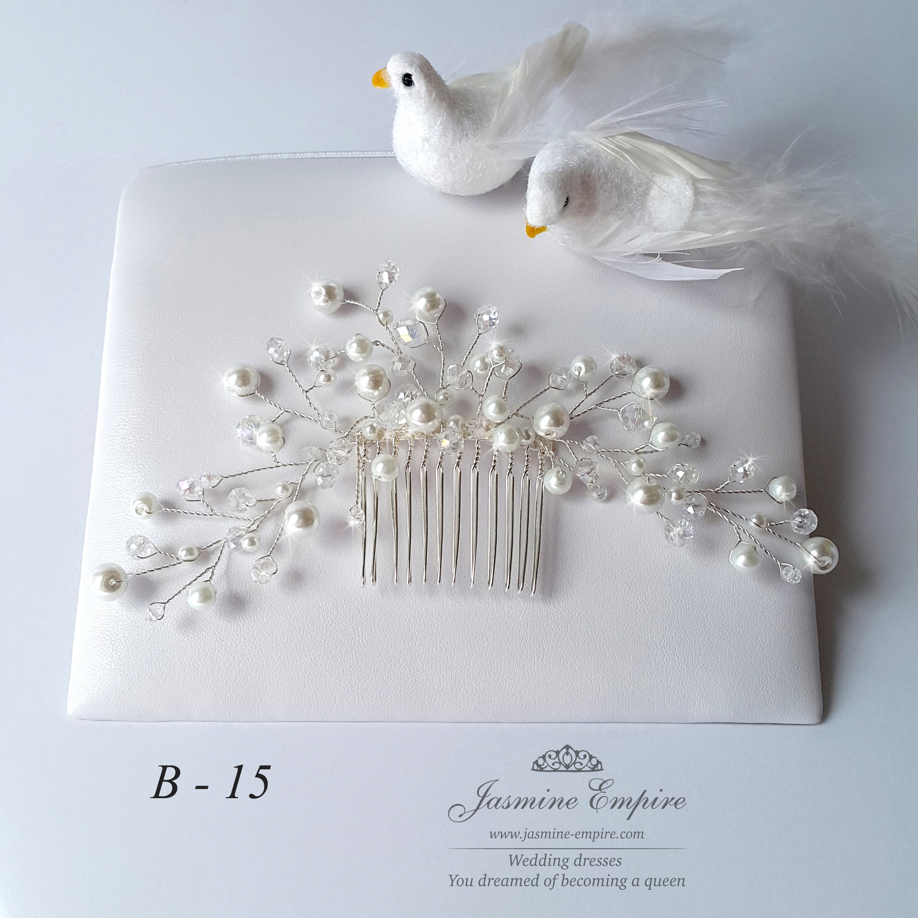 Accessory B 15 for the bride Foto 2