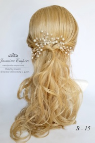 Accessory B 15 for the bride Foto