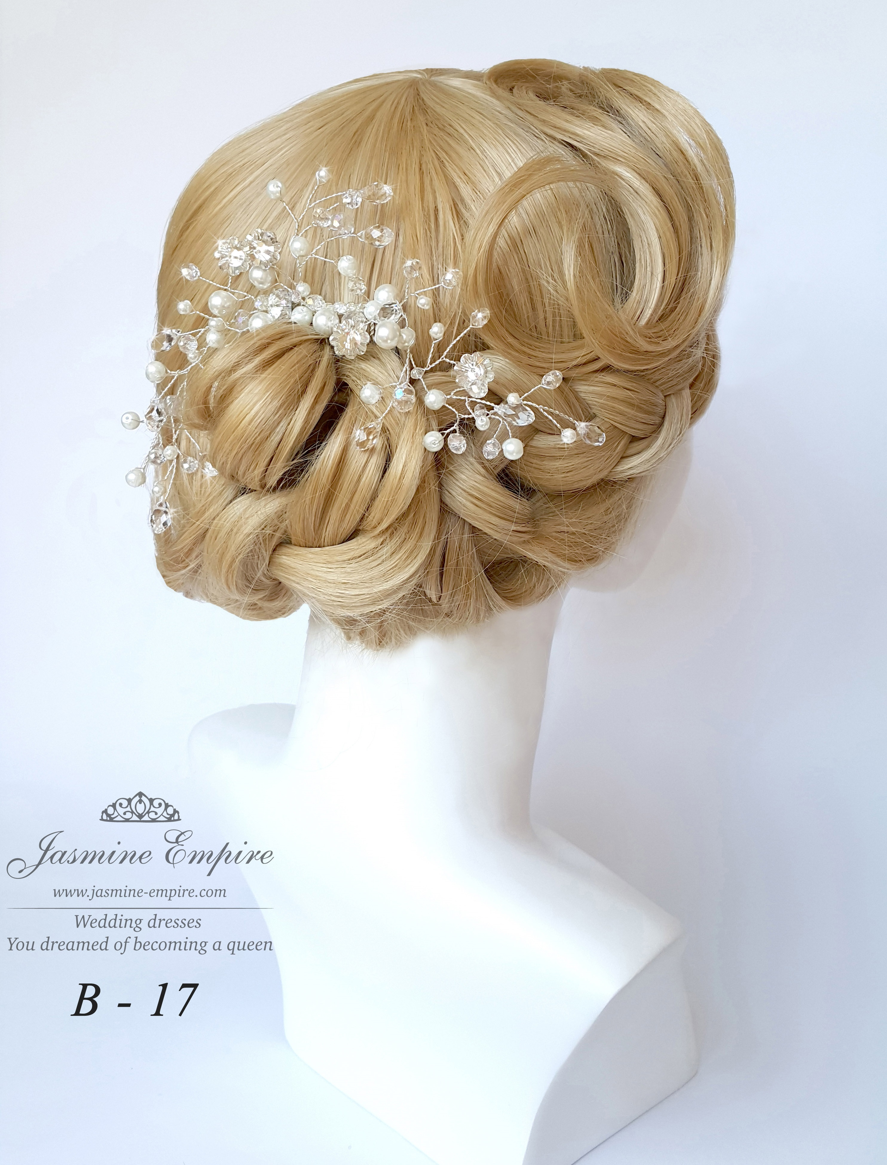 Accessory B 17 for the bride Foto 1
