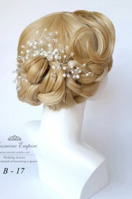 Accessory B 17 for the bride Foto