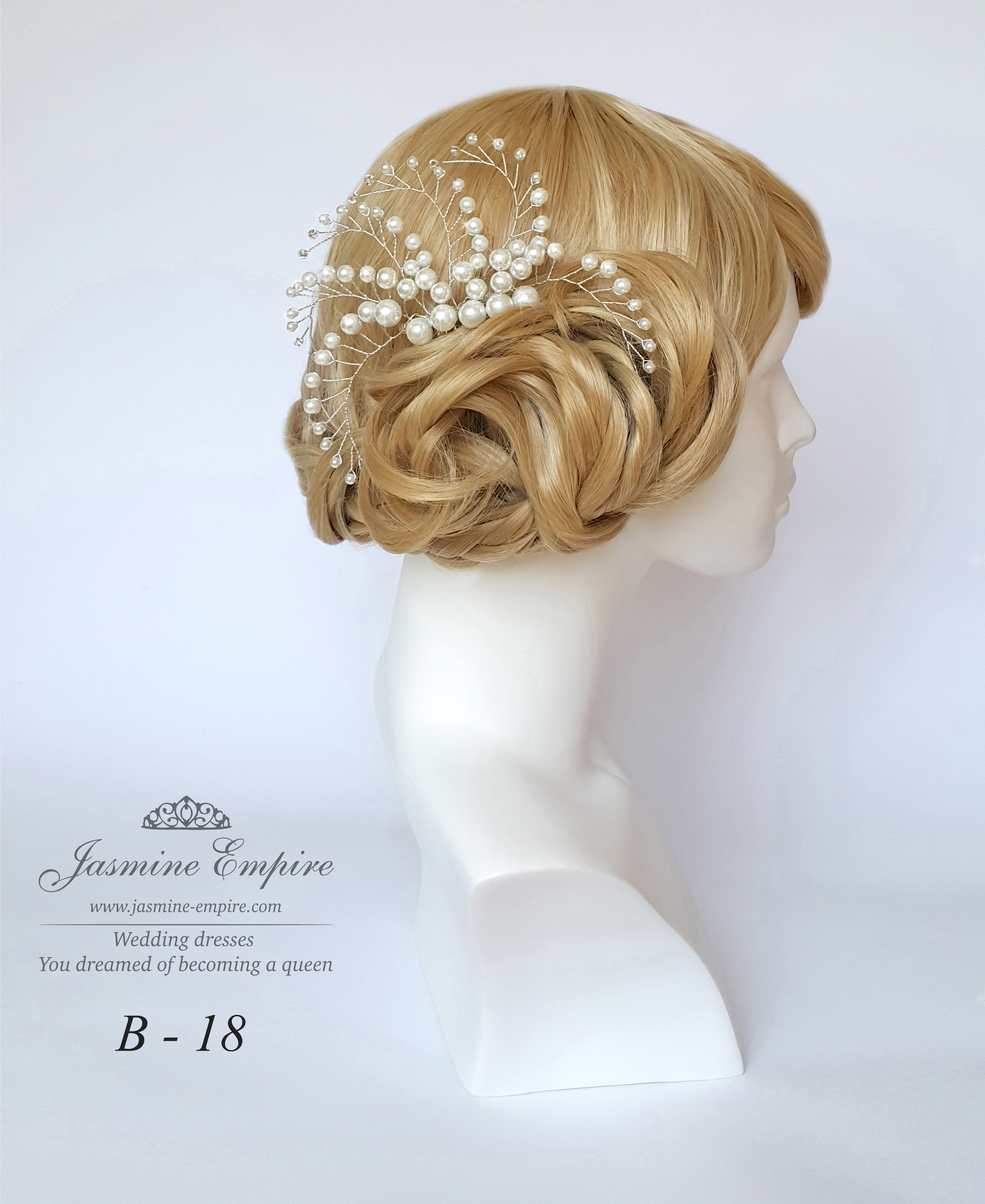 Accessory B 18 for the bride Foto 1