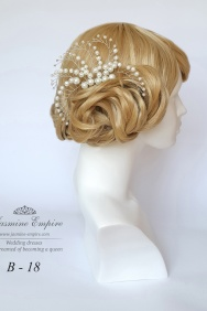 Accessory B 18 for the bride Foto