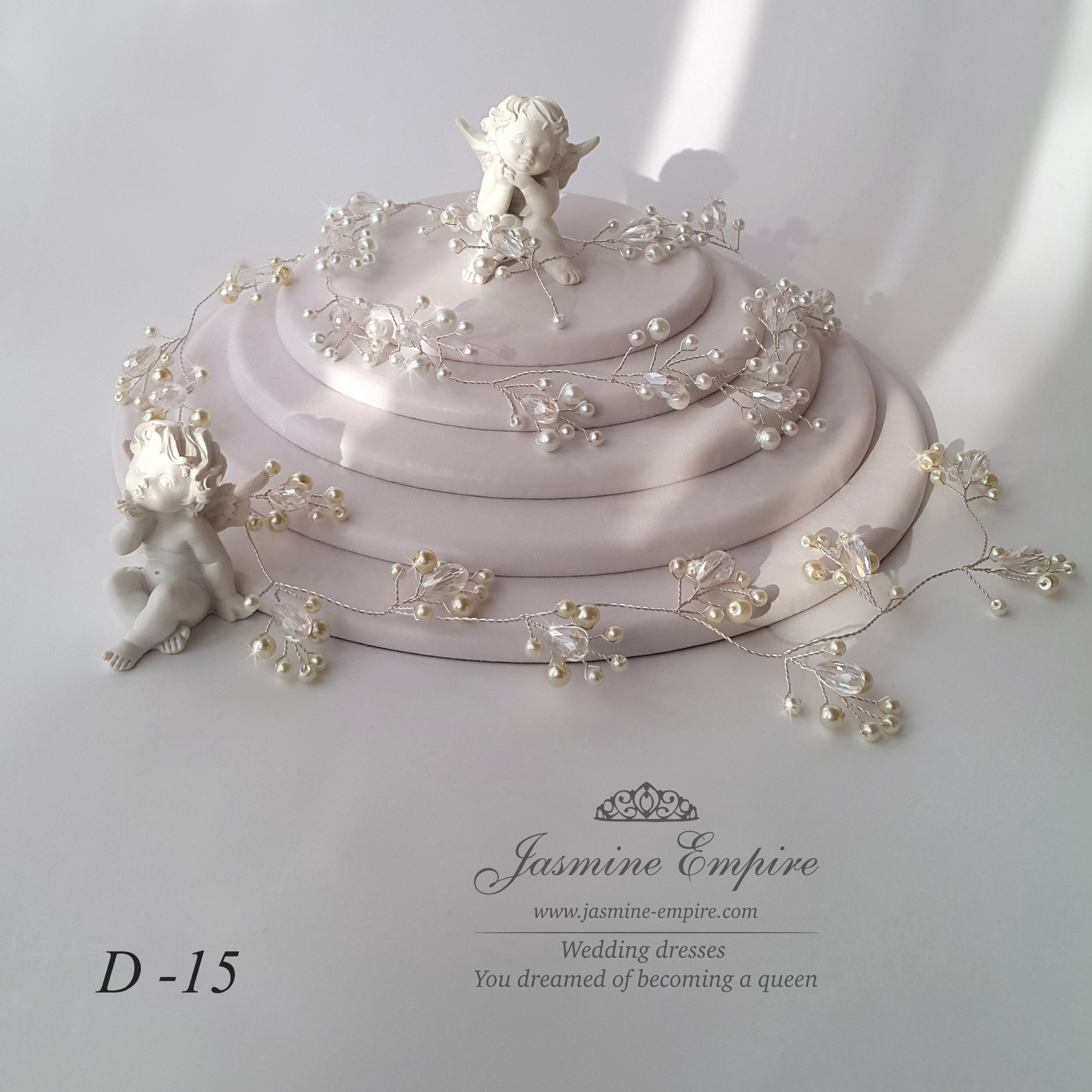 Accessory D 15 for the bride Foto 2