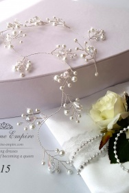 Accessory D 15 for the bride Foto