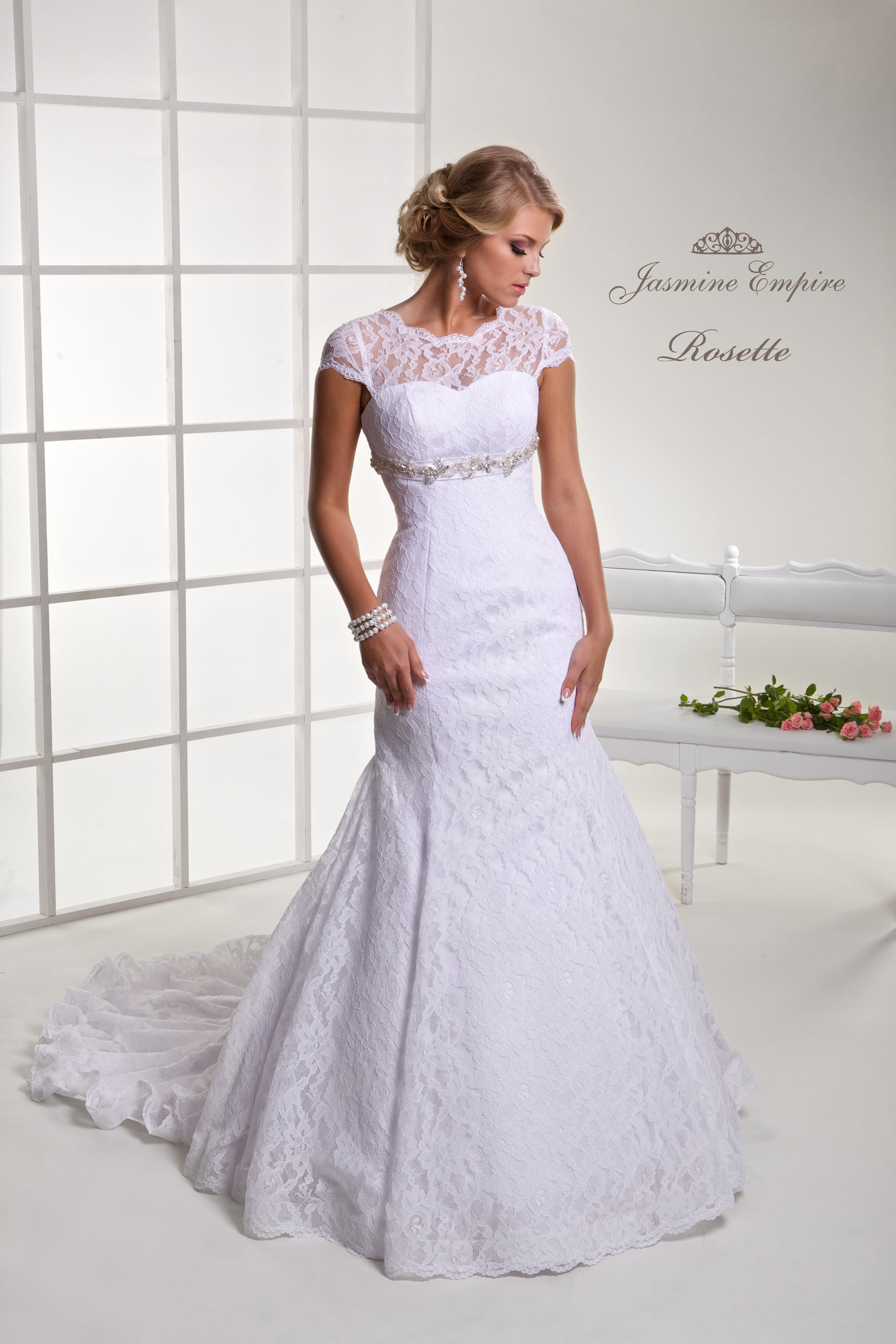 Wedding Dress ROSETTE  2