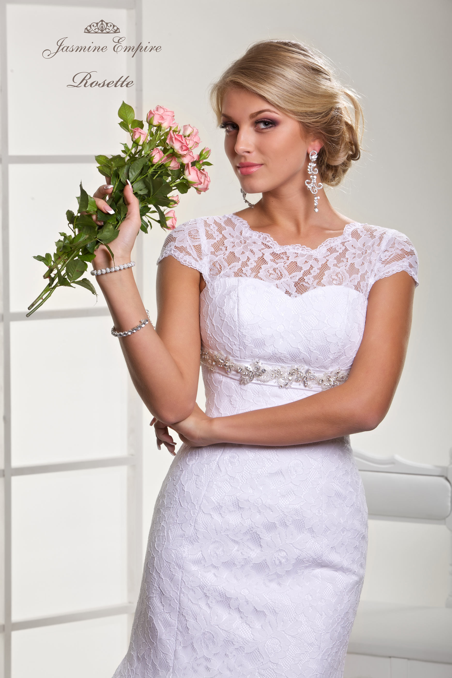 Wedding Dress ROSETTE  3