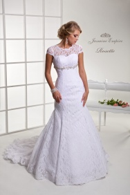 Wedding Dress ROSETTE