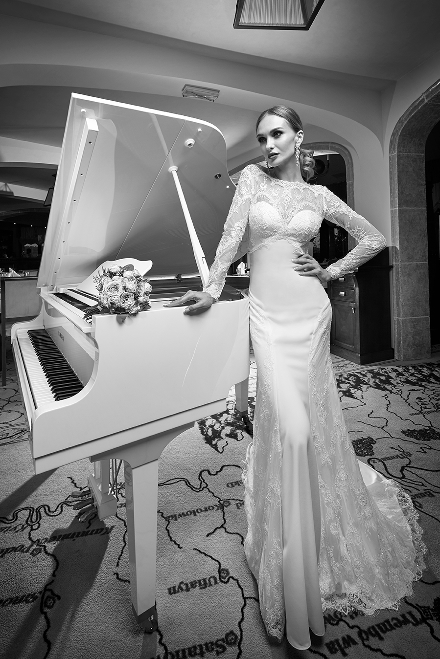 Wedding Dress Melodi  1