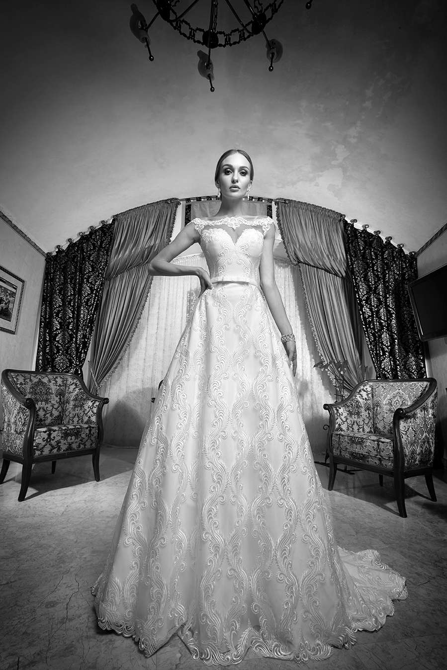 Wedding Dress Ornella  1
