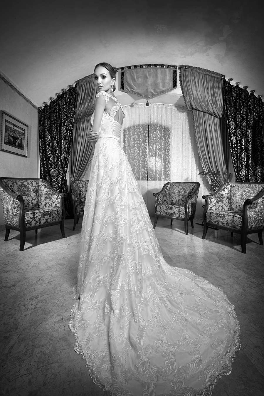Wedding Dress Ornella  2