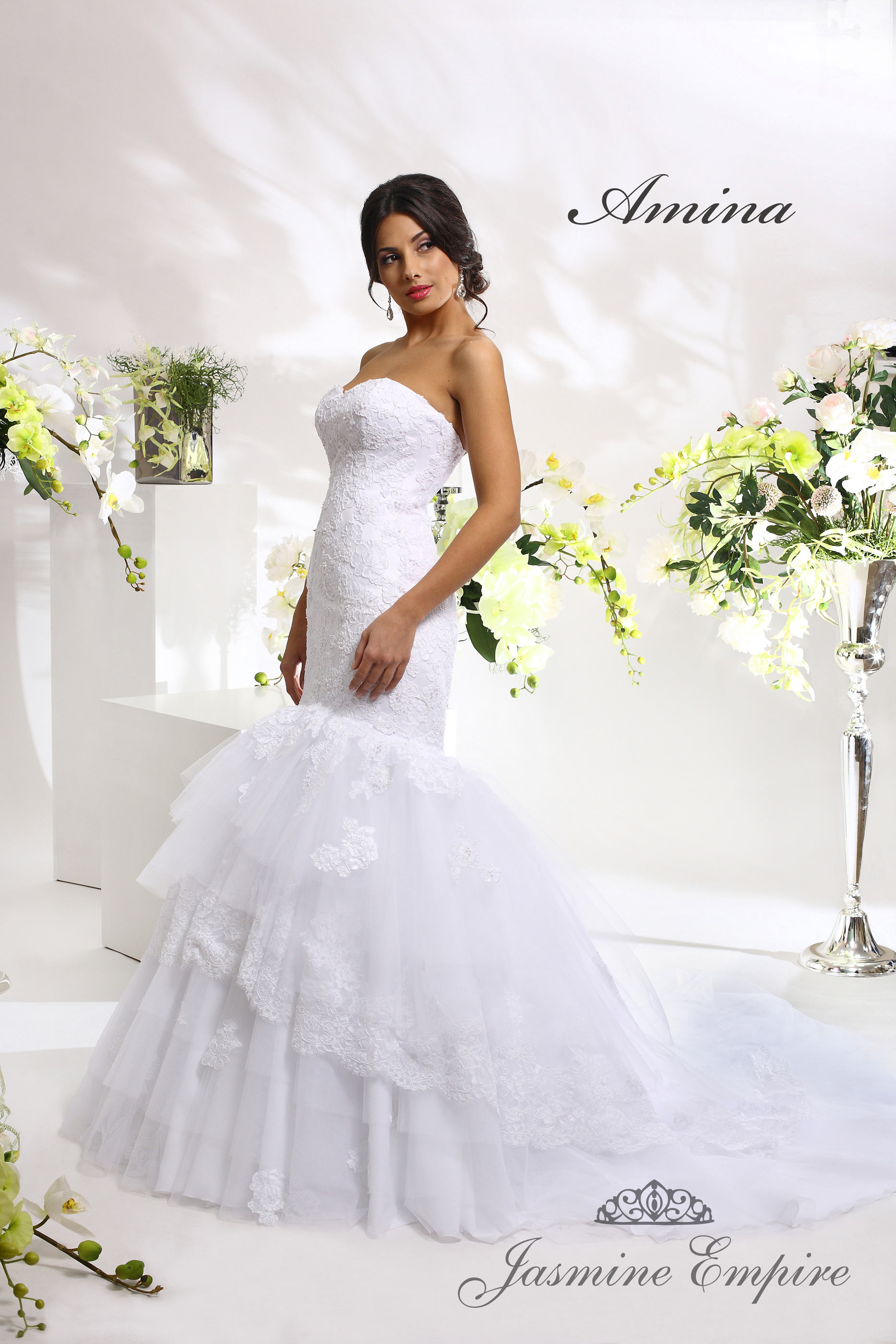 Wedding Dress Amina  1