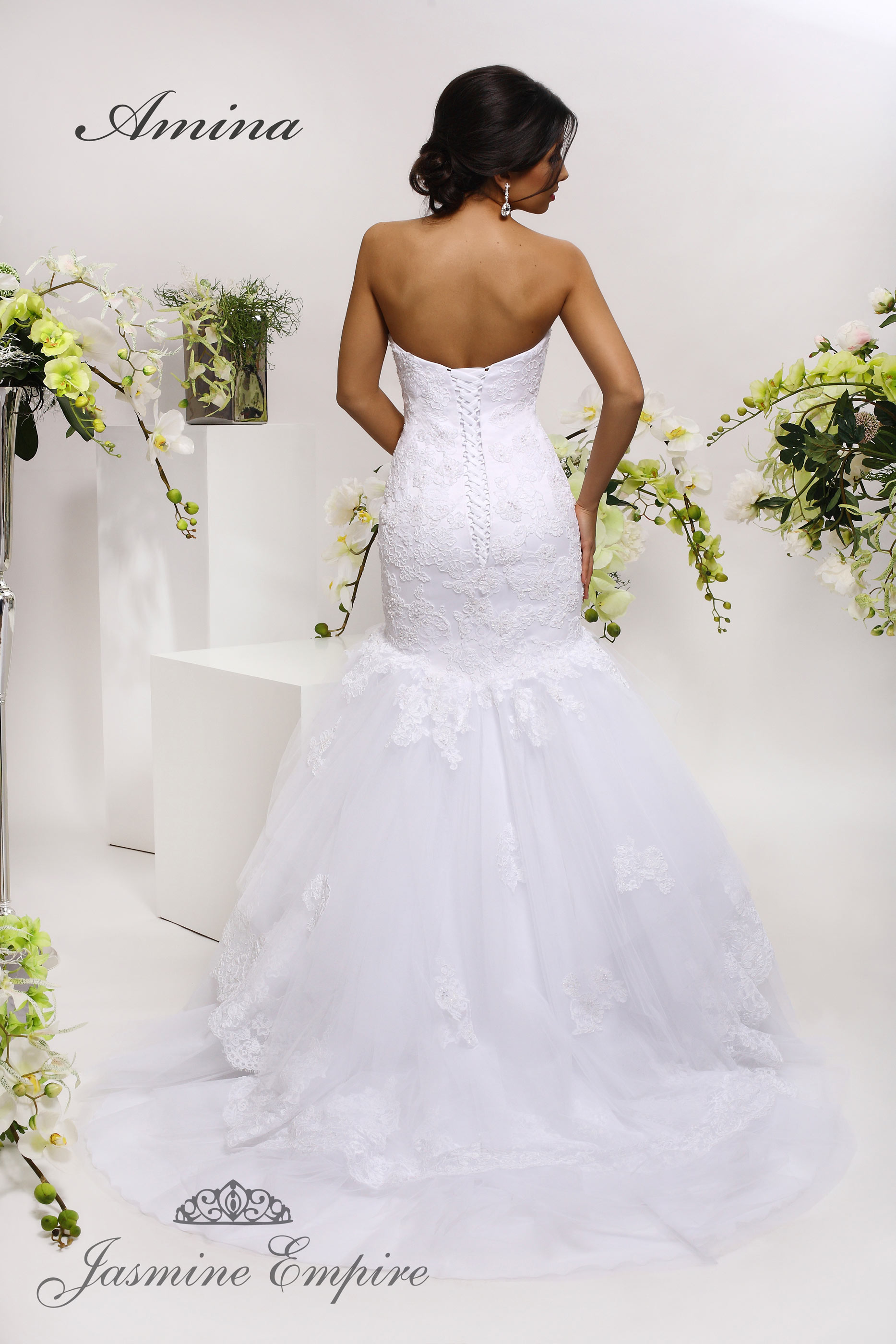Wedding Dress Amina  2
