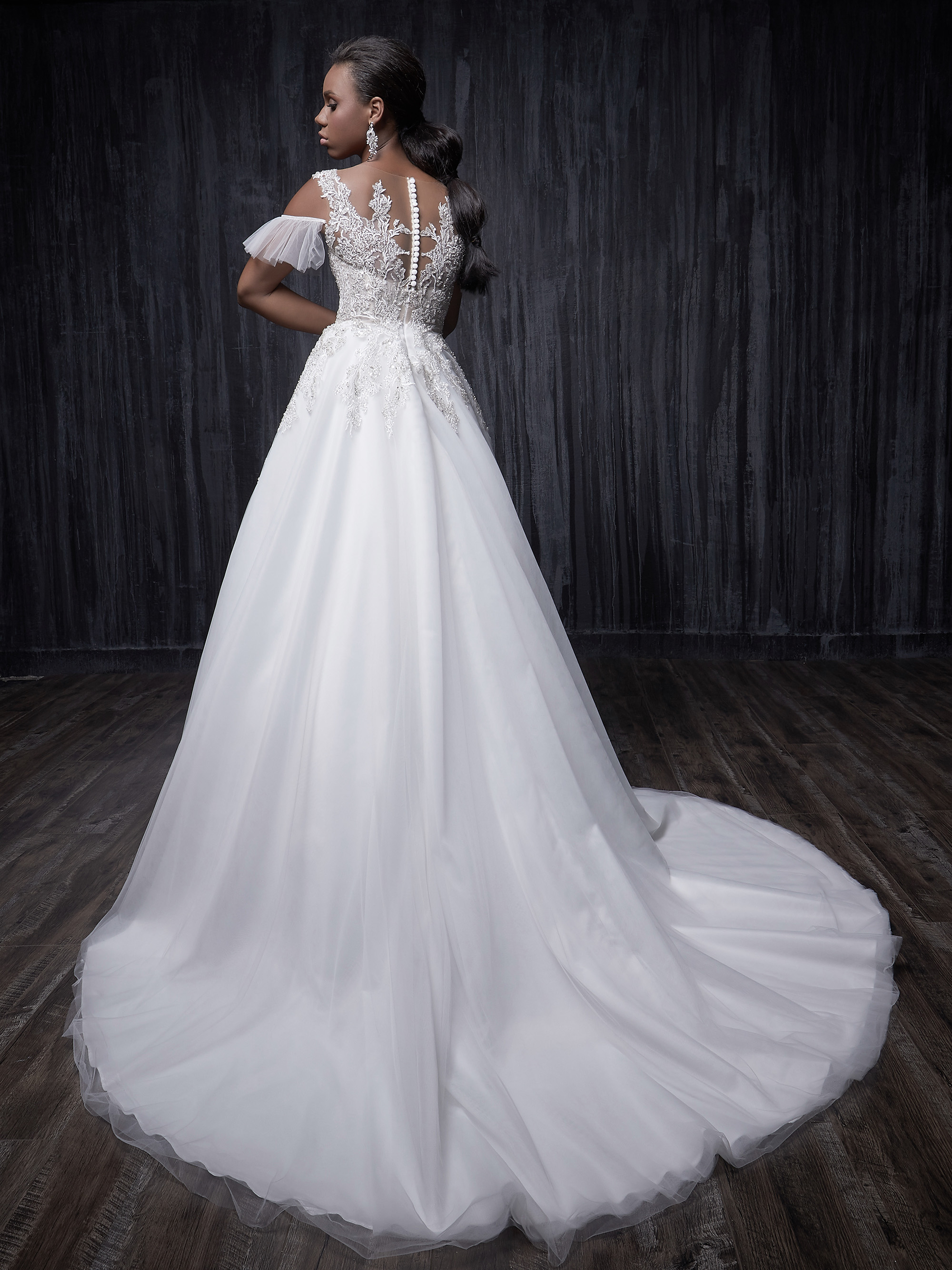Wedding Dress Darya  2