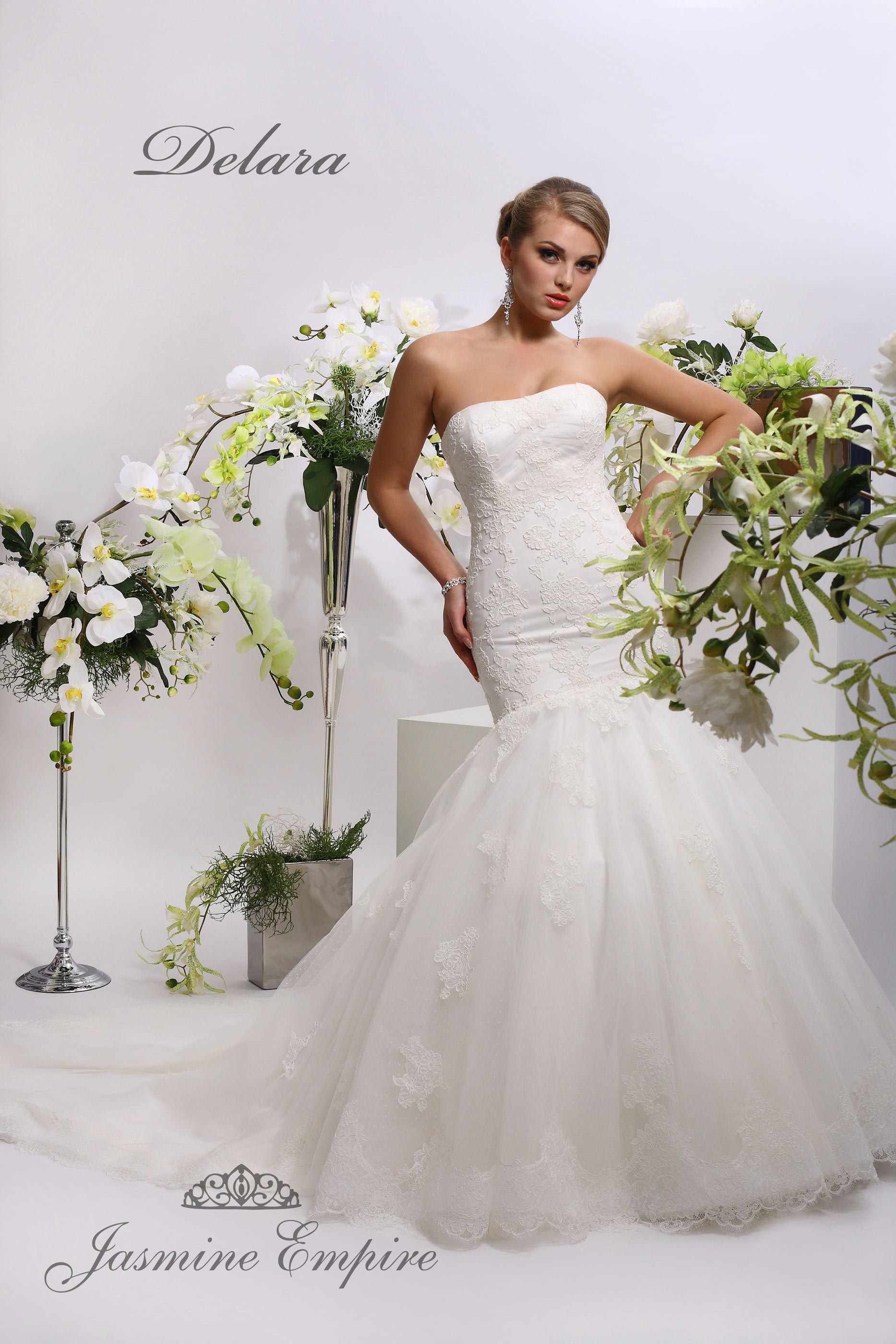 Wedding Dress Delara  1