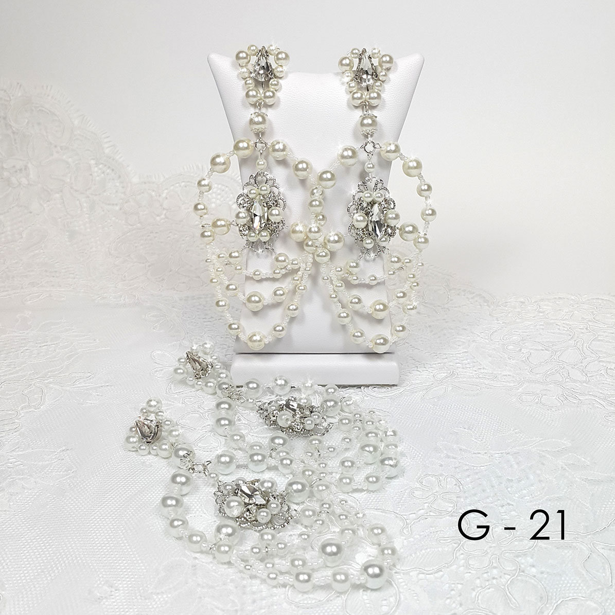 Accessory G 21 for the bride Foto 1