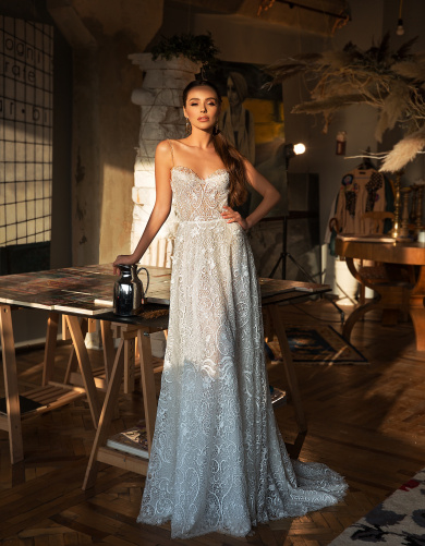 Wedding Dress Adelaida