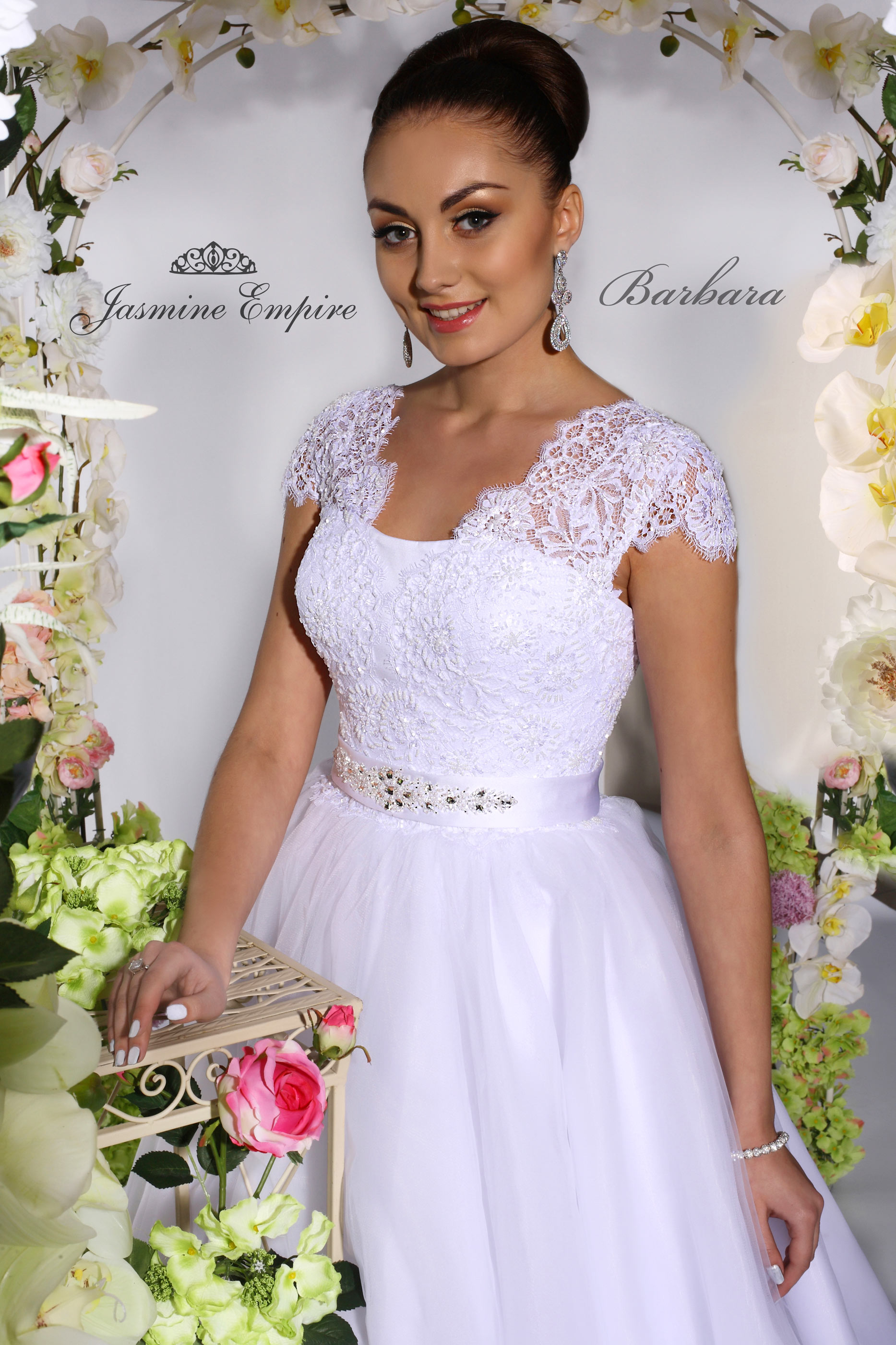 Wedding Dress Barbara  2